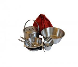 Набор для пикника в чехле (13 предметов, 2 персоны)